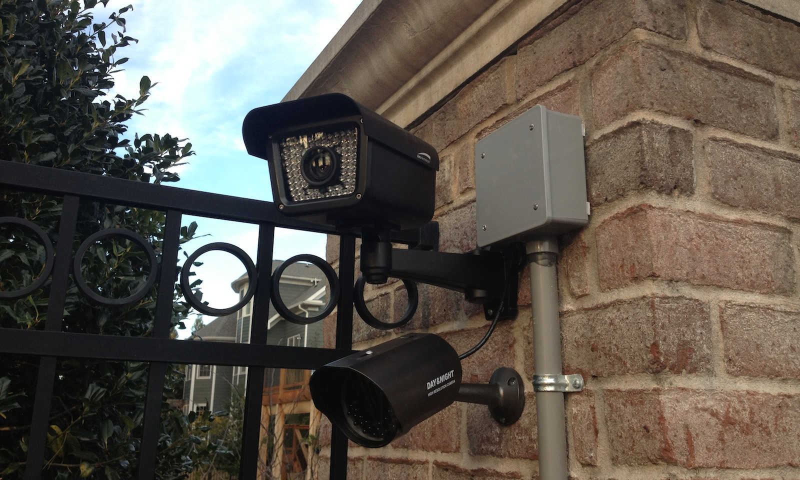 Hoa Gate Cameras Lane Electronics Amp Alarm Systems Inc